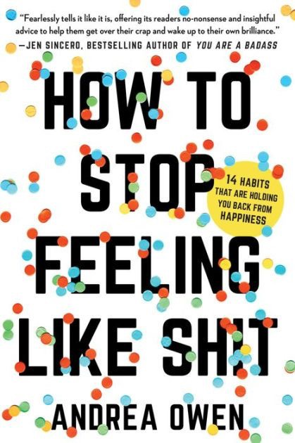How to stop feeling down